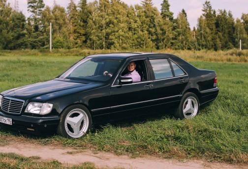 Mercedes-Benz S седан 1997