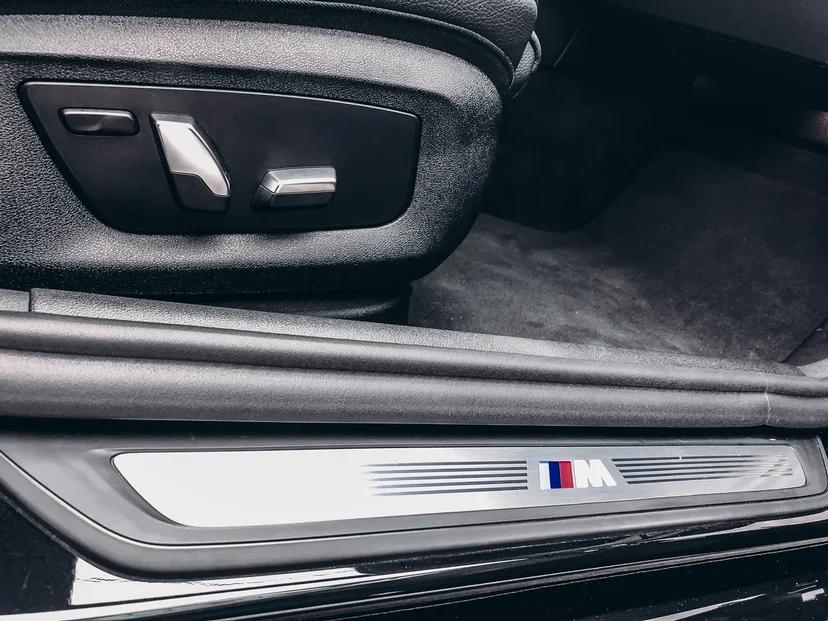 BMW 5 серии седан 2018